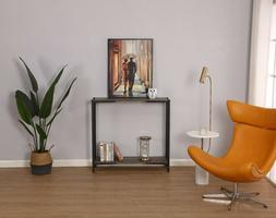 Charley Rectangular Console Table