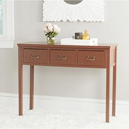Safavieh Cindy 3-Drawer Console, Multiple Colors