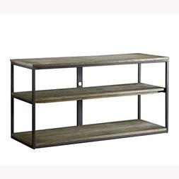 Madison Park Cirque Media Console Table - Grey - 52x18x26.5""