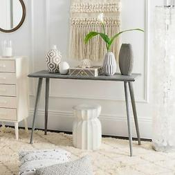 Safavieh CNS5700C Home Collection Marshal Slate Grey Console