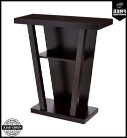 coaster home furnishings console entry table w