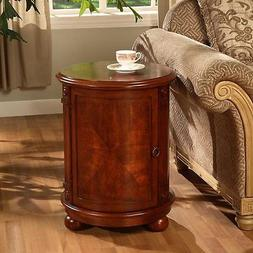 Drum Coffee Table Small Tables For Living Room Side End Furn