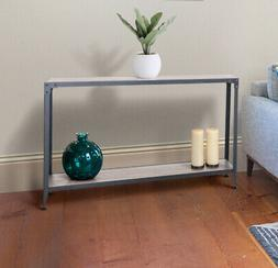 Zenvida Console Sofa Table For Living Room, Hall or Entryway