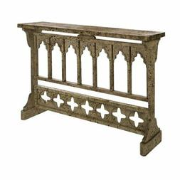 Beaumont Lane Console Table in Beige