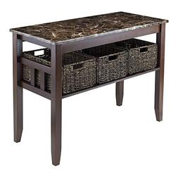 40 in. Console Table