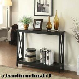 Console Table Accent Side End Stand Entry Way Hallway Modern