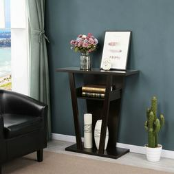 console table accent sofa side end stand