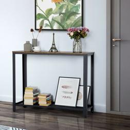 Console Table Entry Hallway Entryway Side Sofa Accent Table