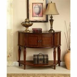 Bowery Hill Console Table in Cherry
