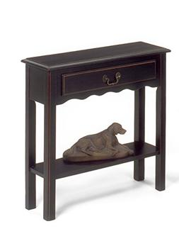 Small Console Table | Skinny Compact | Narrow for Entryway |