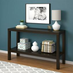 Console Table Sofa Espresso Kitchen Entryway Office Storage