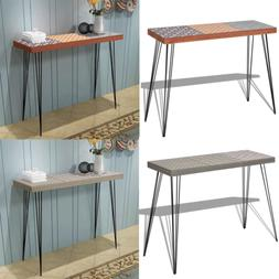 Console Table Telephone Stand Side End Table Sideboard Home