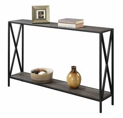 Console Table Convenience Concepts Tucson Console Table, Wea