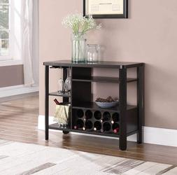 Console Table With Storage Furniture Modern Accent Sofa Entr
