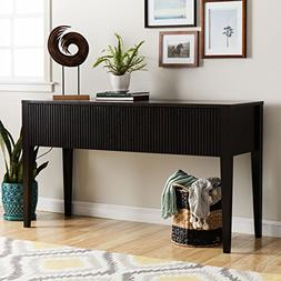 Contemporary Console Table Provides Style And Function. 60-I