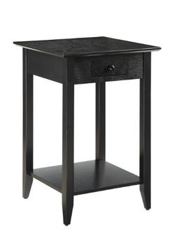 Convenience Concepts American Heritage End Table, Multiple F