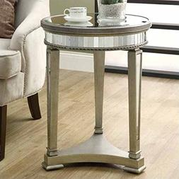 diameter accent table