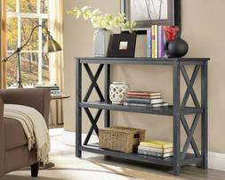 Entryway Table Console Furniture Living Room Vintage Accent