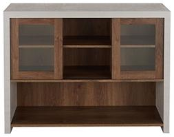 HOMES: Inside + Out FGI-17900C21 Chiron Industrial Console/H