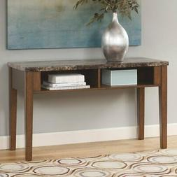 Ashley Furniture Signature Design - Theo Console Sofa Table