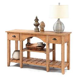 "Progressive Furniture T408-55 Willow Console Table, 52"" x 16"