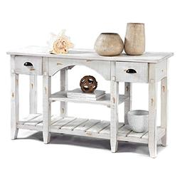 Progressive Furniture T410-55 Willow Console Table, 52 x 16