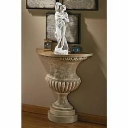 Design Toscano Garden of Versailles Wall Urn Console Table