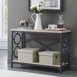O&K Furniture Hall Console Table for Entryway and Living Roo
