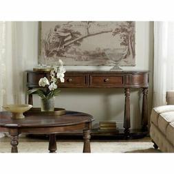 Beaumont Lane Hall Console Table in Mahogany