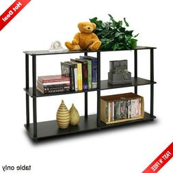 Hallway Table Entry Console Sofa Side End Black Stand Modern