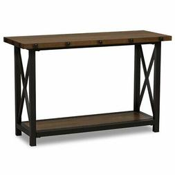 Baxton Studio Herzen Rustic Industrial Style Antique Black T