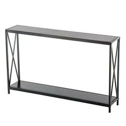 High Grade Console Table Accent Stand Sofa Side Display Stor