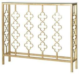 Safavieh Home Collection Carolina Gold Console Table