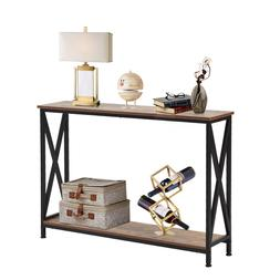 Home Console Table Entryway Sofa Accent Hallway Living Room