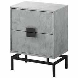 Monarch Specialties I 3492 Accent, END Table, Night Stand, G