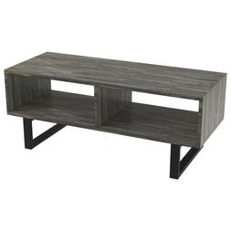 """IRONCK Industrial TV Stand for TVs up to 55"""", Television Med"""