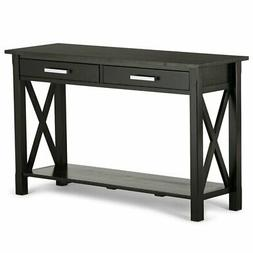 Simpli Home Kitchener Collection Console Table - 47.5 x 15.8