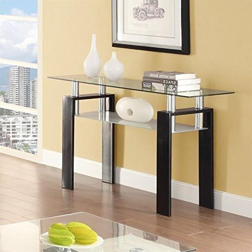 Coaster 1 Top Table in Black