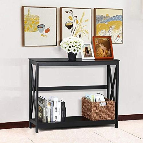 Yaheetech Occasional Console Table Entryway Tables Room Entry Furniture