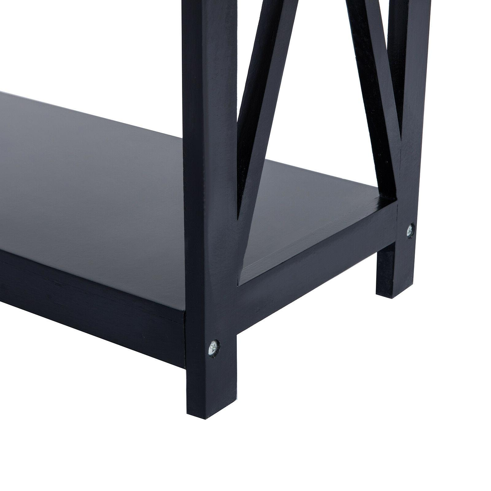 2 Table Accent Storage