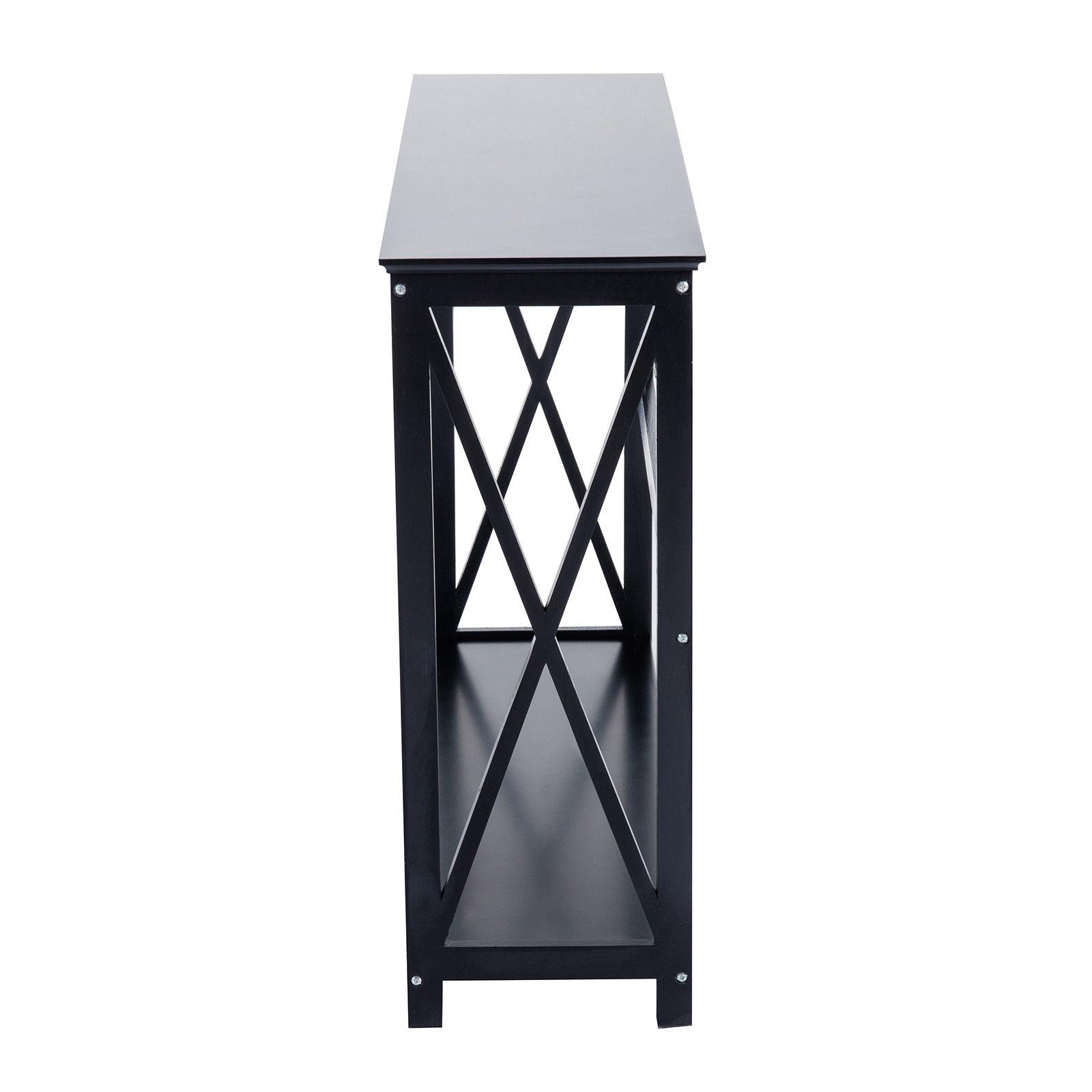 2 Table Accent Storage Hallway Furniture