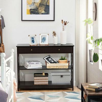 Entryway Desk Drawer