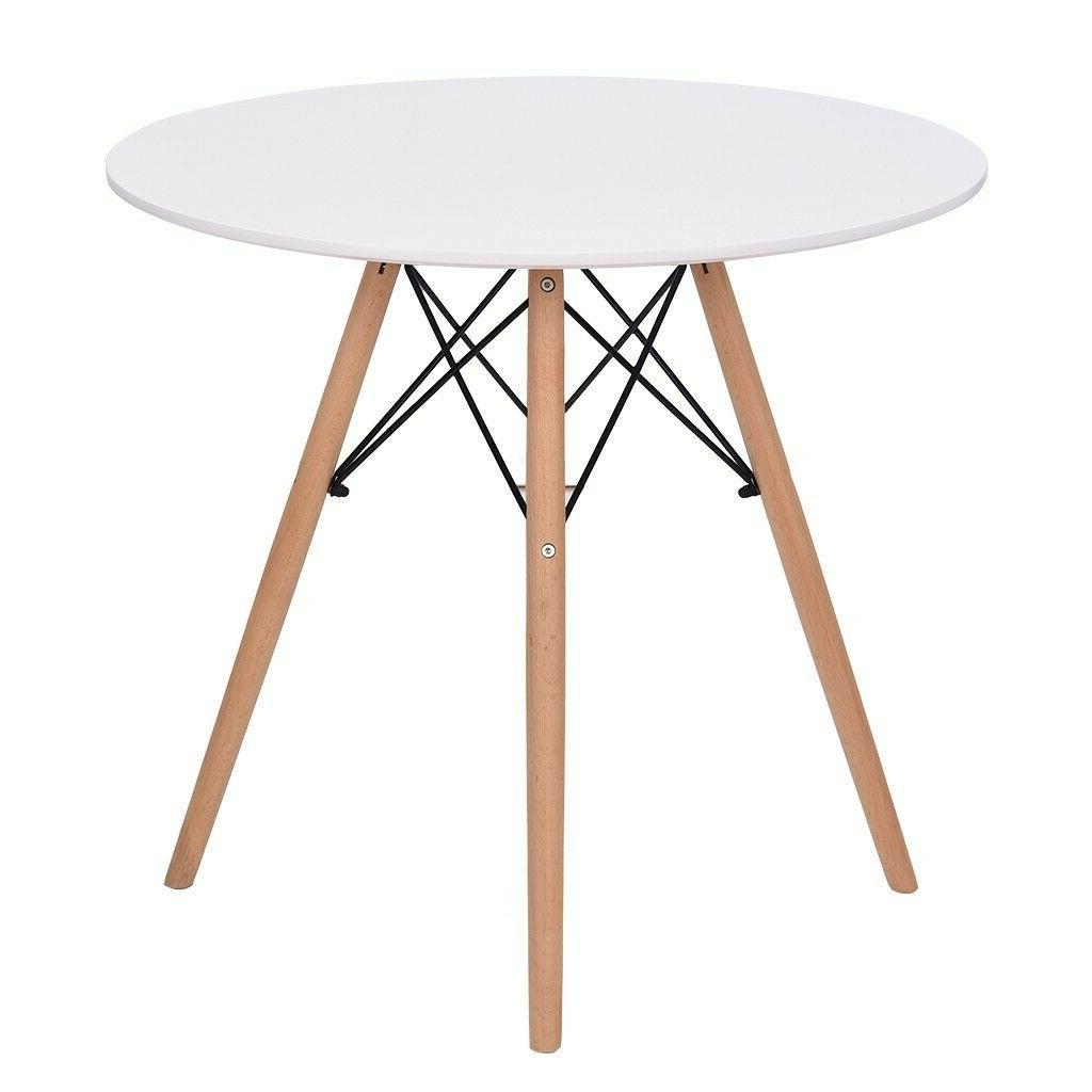 """31""""Round Table Sofa Table Room Kitchen"""