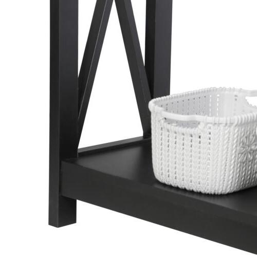 Console Table Storage
