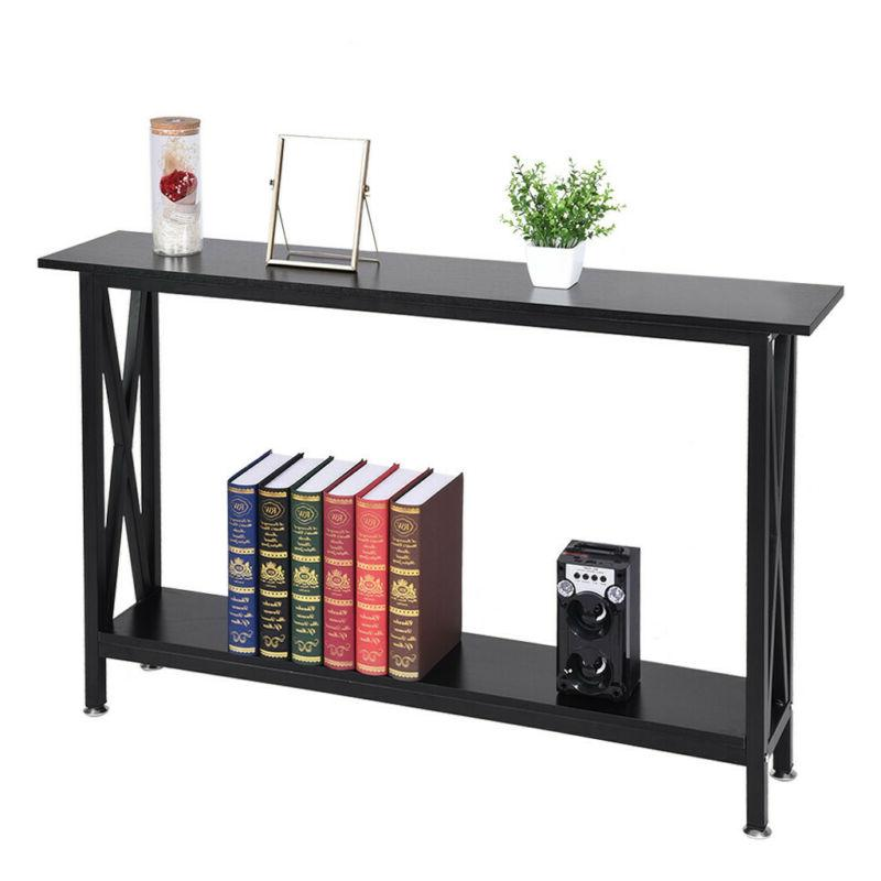 "47"" Console Table Accent Table"