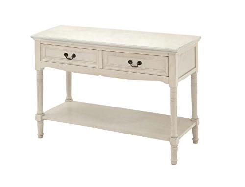 96211 wood console table