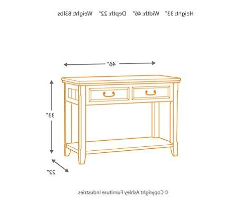 - - Entertainment Console Rectangular