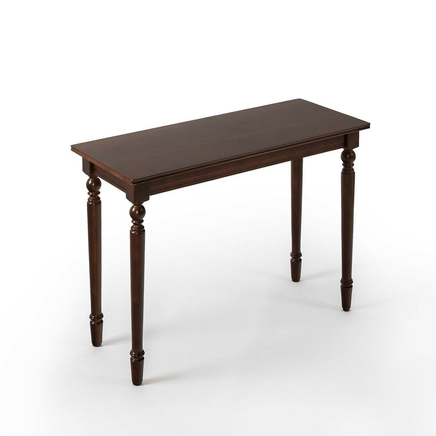 Bordeaux Wood Console Table / Entryway Table,Perfect Decoration for Your