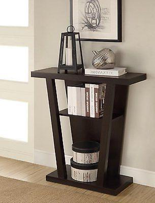 Coaster Shelves Console Tables Design room Home Furnishings