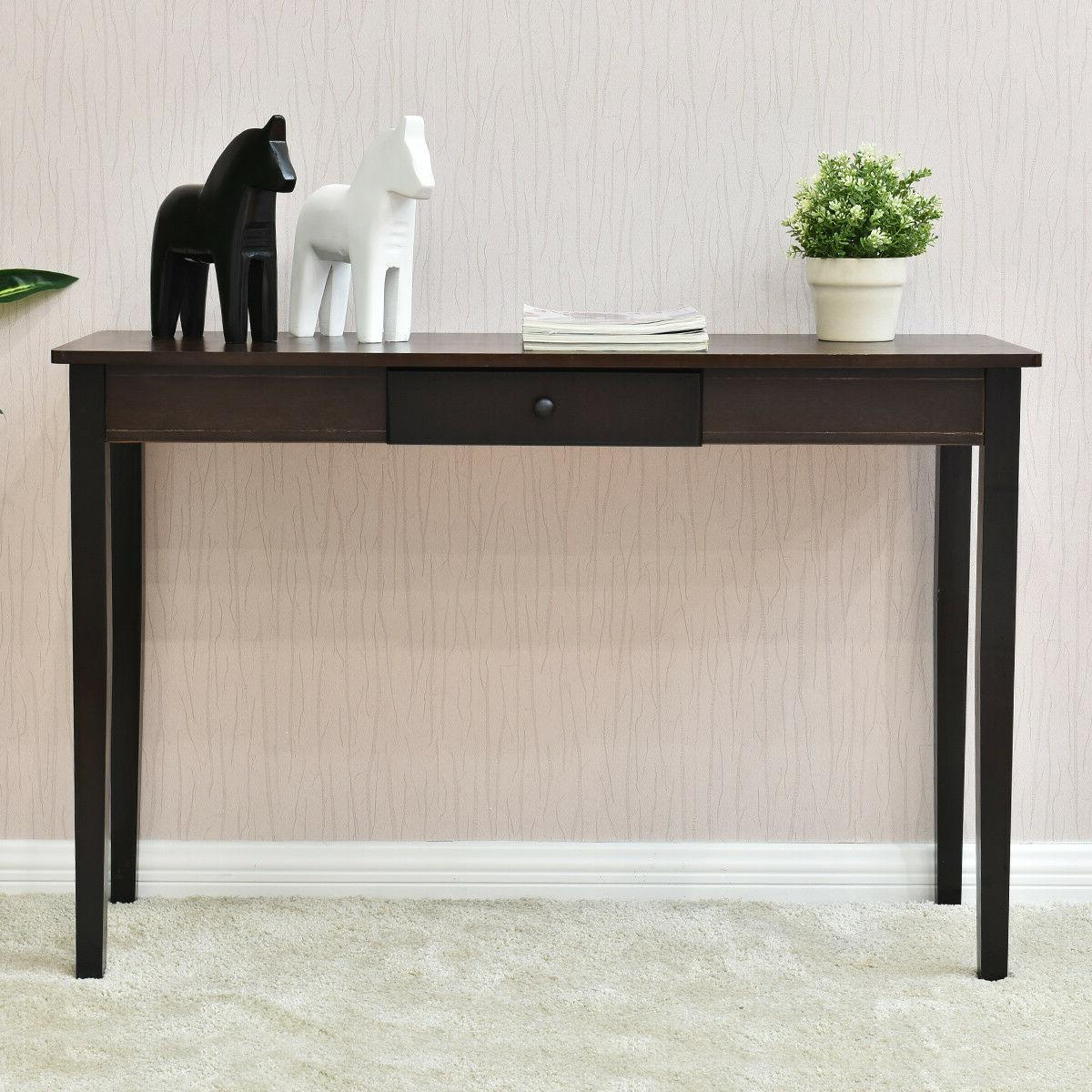Console Entryway Side Sofa Accent Table